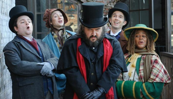 Merry Little Christmas Carol review