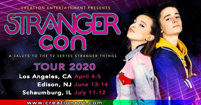 Stranger Con NJ