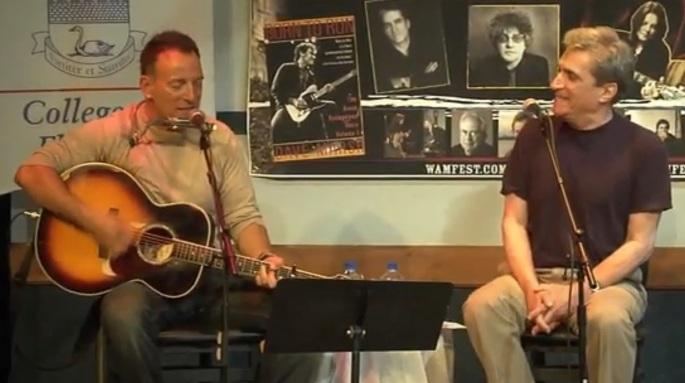 Springsteen Pinsky