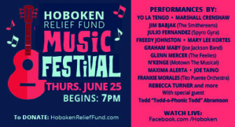 Hoboken Relief Fund Music Festival