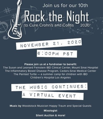 rock the night colitis