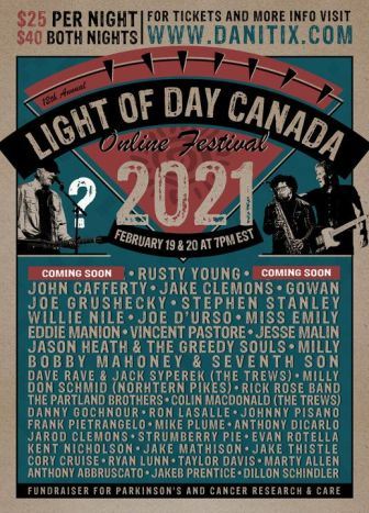 Light of Day Canada 2021