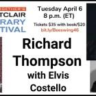 Richard Thompson Elvis Costello beeswing