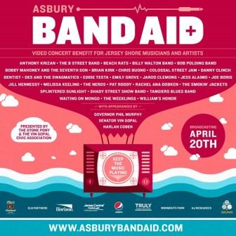 band aid asbury park
