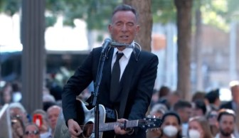 Bruce Springsteen 9/11 ceremony