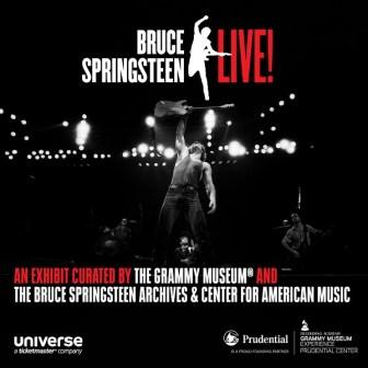 bruce springsteen newark exhibition