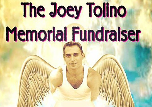 Joey Tolino Memorial Fundraiser