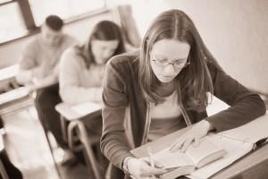 Students Reading ca. 2000