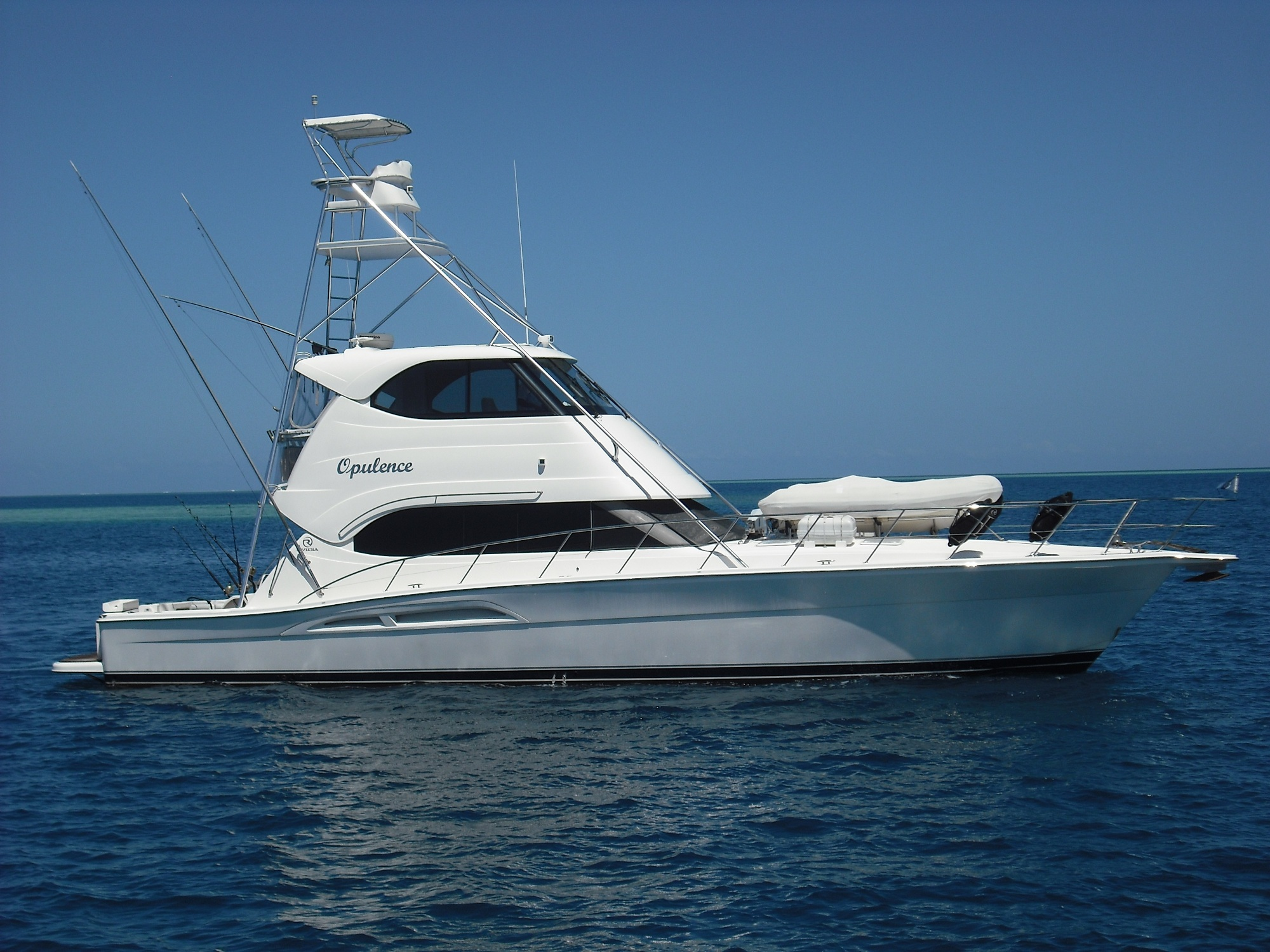 Fiji Yacht Charter Deep Sea Fishing