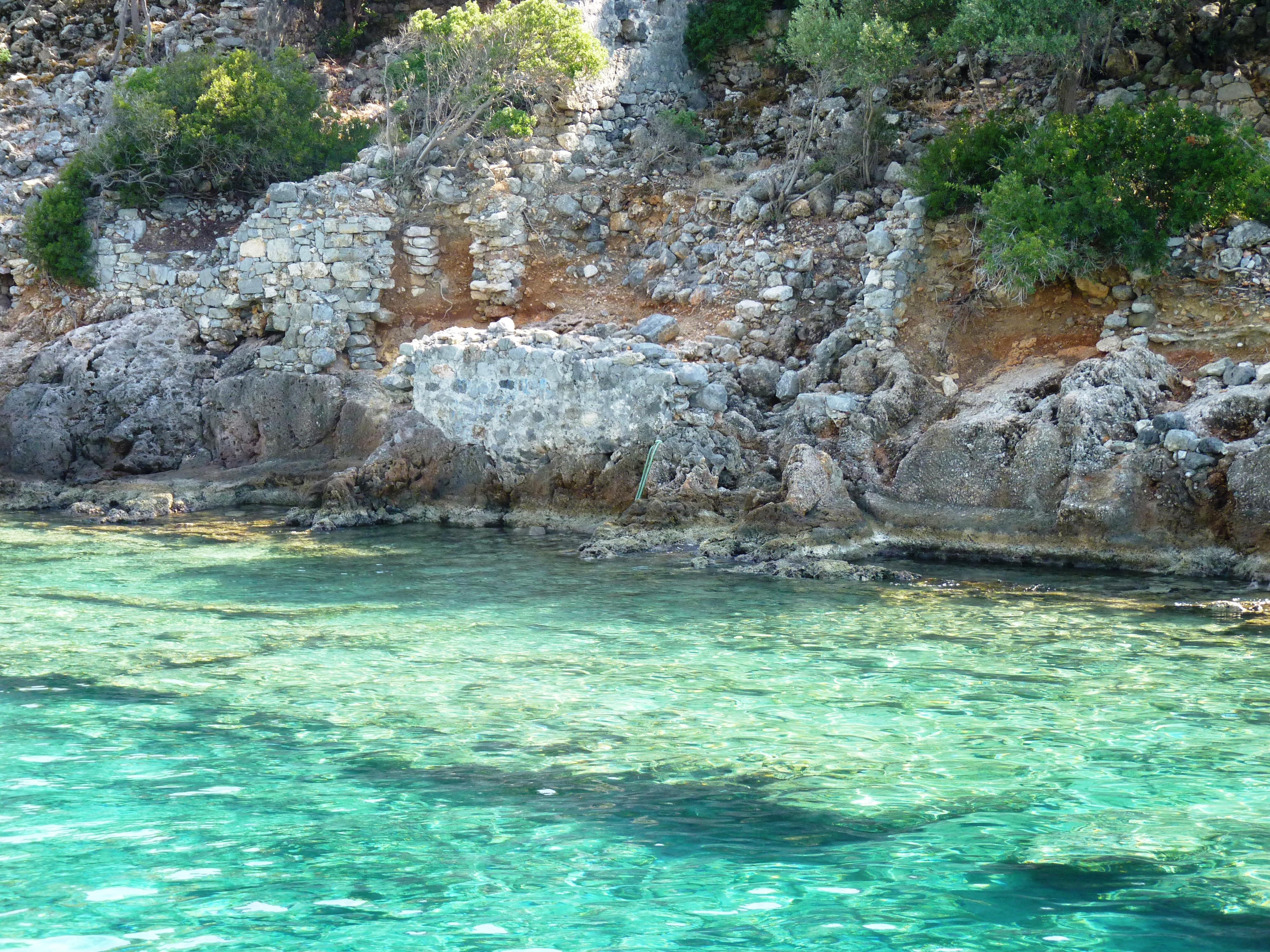 Enjoy Gemiler Island Turkey On A Crewed Yacht Charter