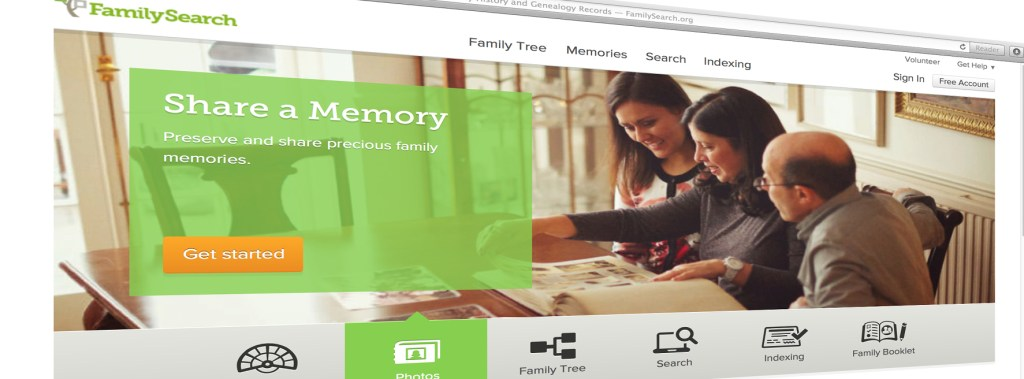 Class: Using FamilySearch.org @ Ridgewood Public Library | Ridgewood | New Jersey | United States