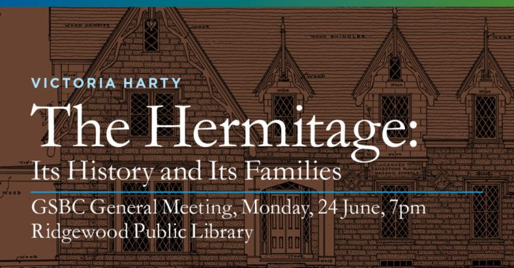 The Hermitage: Its History and Its Families @ Ridgewood Public Library | Ridgewood | New Jersey | United States