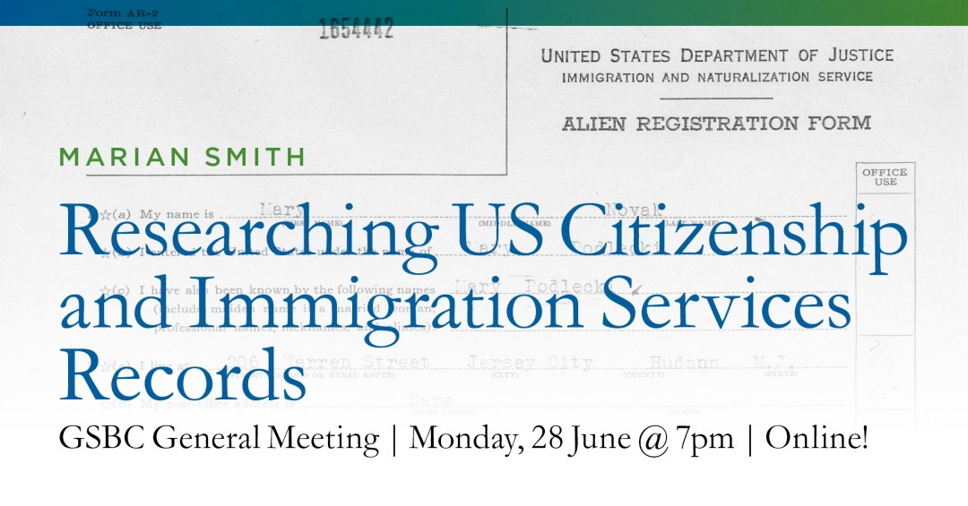 Researching US Citizenship and Immigration Services Records