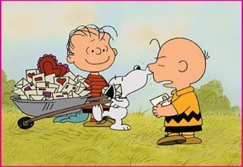 LINUS, SNOOPY, CHARLIE BROWN