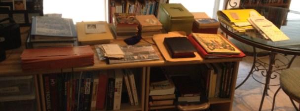 Memoir items