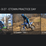 Second Day of Action from AMA Amateur National Motocross Championship Showcases the Stars of the Future