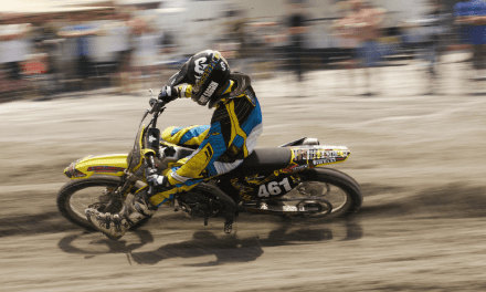Favorite 5 Photos…Thunder in the Sand (Bikes)