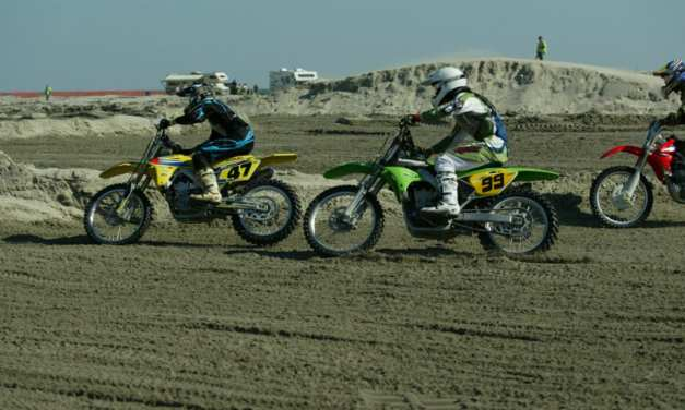 Results Flashback…Thunder in the Sand 2007