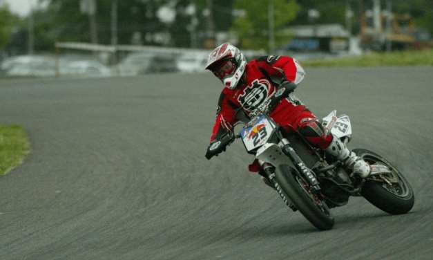 Time Machine… Raceway Park Supermoto 2007