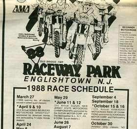 RPMX Results 5/8/88