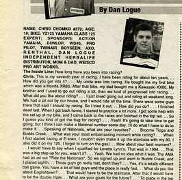 Raceway News Flashback 1997