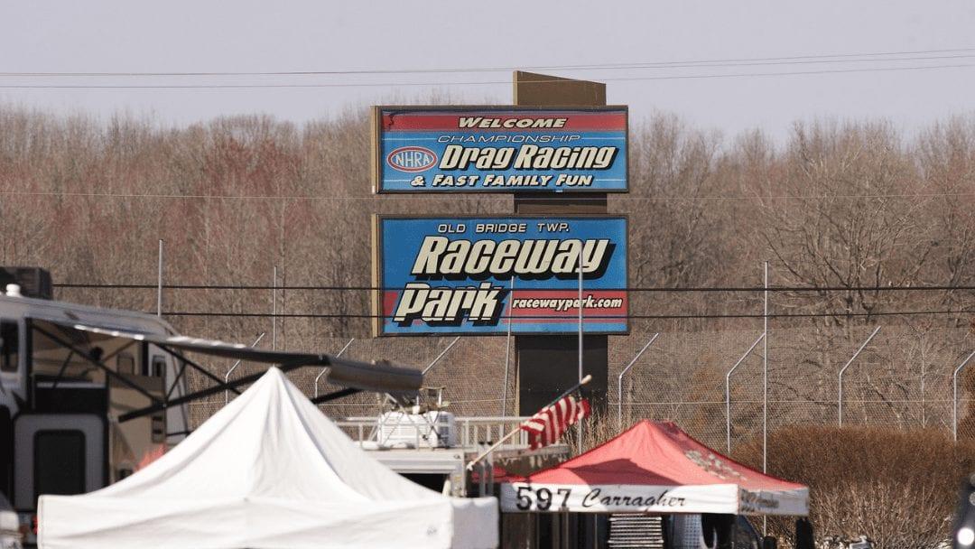 Raceway Park Points Series Jackets