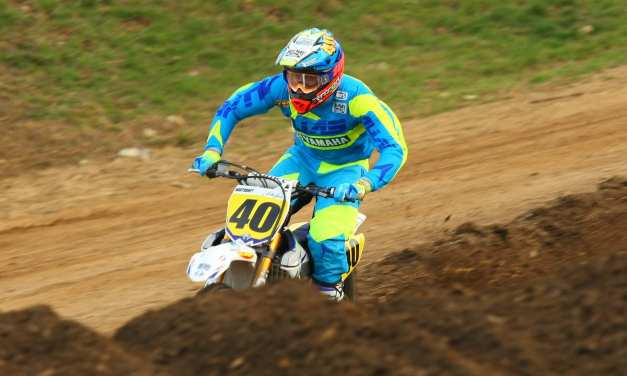 NJ Motocross at the Mini O's