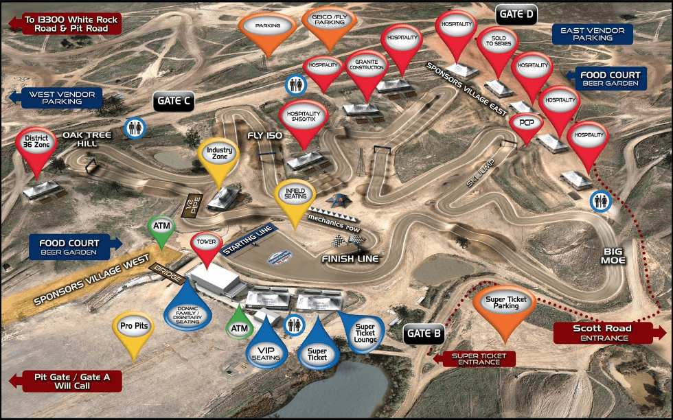 The Great Outdoors – Hangtown Preview