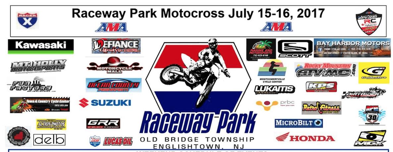 Raceway Park Motocross – July 15 & 16