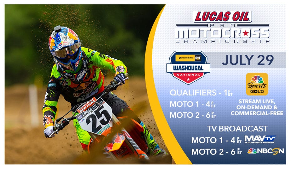 The Great Outdoors – Washougal Preview