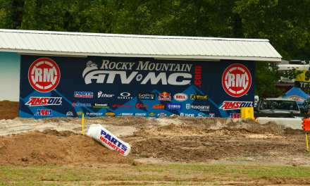 District 34 Racers Compete for National Spotlight in AMA National Motocross Championship