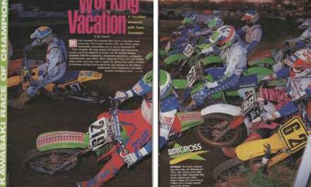 Kawasaki Race of Champions 1988