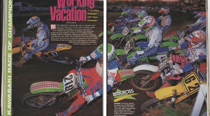 Kawasaki Race of Champions 1988