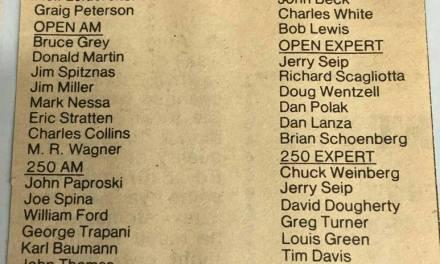 Atco Raceway Motocross Results 7/31/83