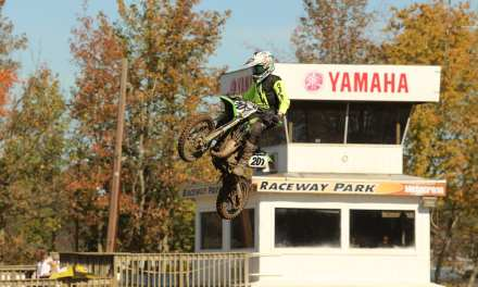 Raceway Park Youth Series Results 10/21/17