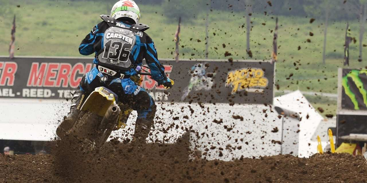 Barry Carsten – National Motocross and Supercross Results