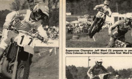 Raceway Park Results KROC 1987
