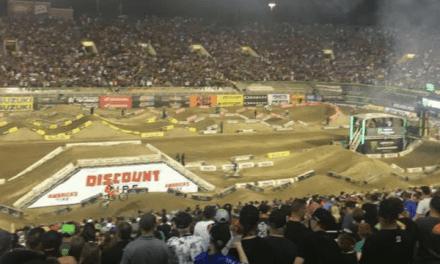 Monster Energy Supercross Wrap-Up – Las Vegas, NV – Round 17