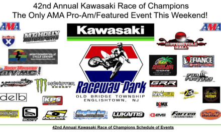 KROC 2018 – Schedule of weekend events
