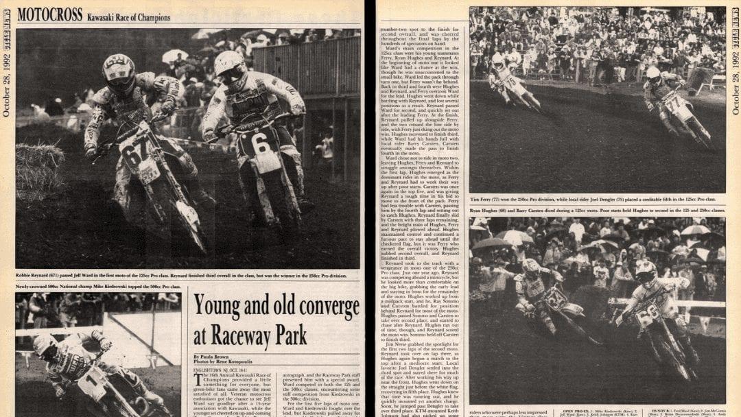 KROC Results – 1992