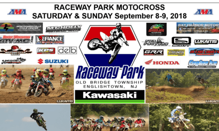 Raceway Park Weekend Schedule – September 8-9