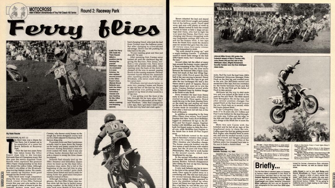 KROC 1994 Results