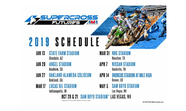 The Future Is Here: Supercross Futures Registration Now Open