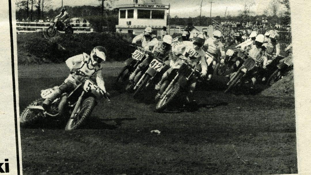 Raceway News Flashback 1987