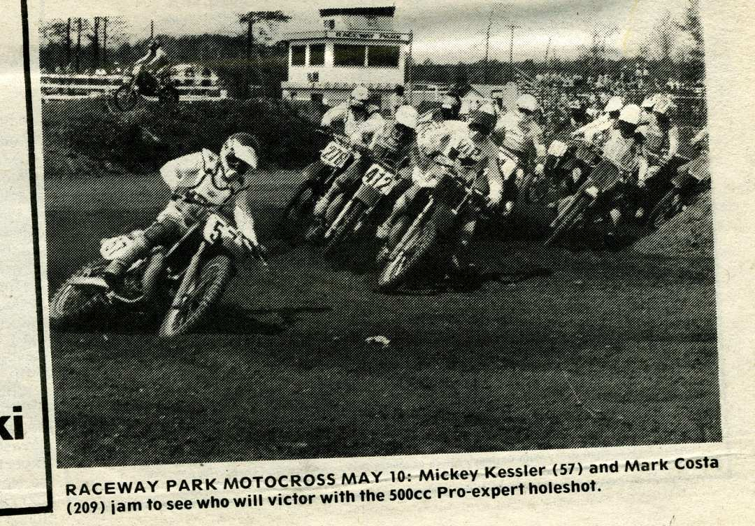 raceway news 1987