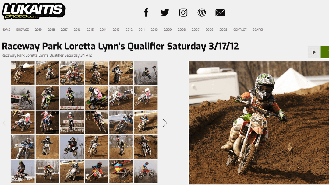 Throwback Photo Gallery – Raceway Park LL Qualifier 2012 Saturday