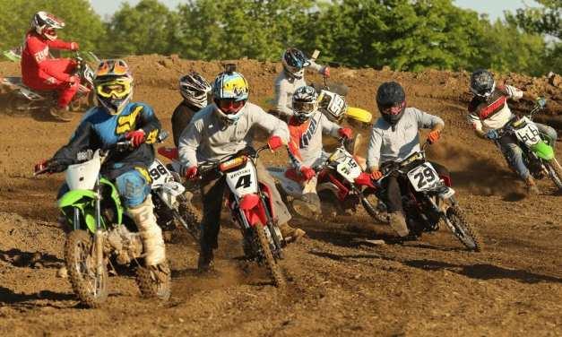 Raceway Park Youth MX, Quad and Pit Bike Race Report 5/18/19