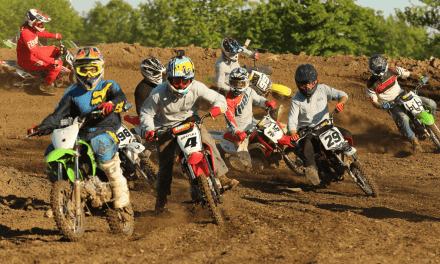Raceway Park Youth MX, Quad and Pit Bike Race Report 5/18/19