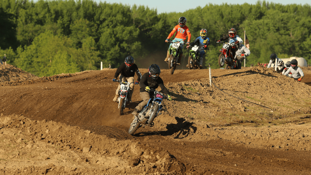 Raceway Park – Peewee and Pit Bike Results from 5/18/19