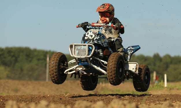 RACEWAY PARK YOUTH MX, QUAD AND PIT BIKE RACE REPORT 7/13/19